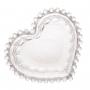Bowl Heart Bolinhas Cristal