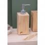 Dispenser para Sabonete Liquido em Bambu - Yoi