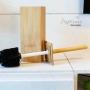 Escova Sanitária em Bambu
