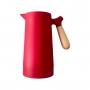 Garrafa Térmica Nórdica Vermelha 1 L