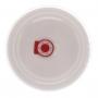 Jogo c/3 Potes Refratários em cerâmica
