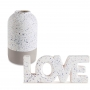 Jogo Decor Vaso Love - Mart