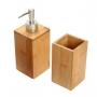 Kit para Banheiro em Bambu Yoi