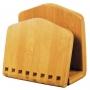 Porta Guardanapo em Bambu Pressão - Yoi