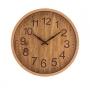 Relógio de Parede Wood 30,5 cm
