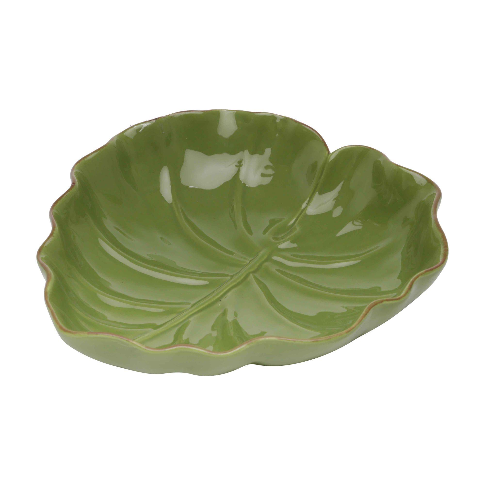 Bowl Folha Bananeira Pequena