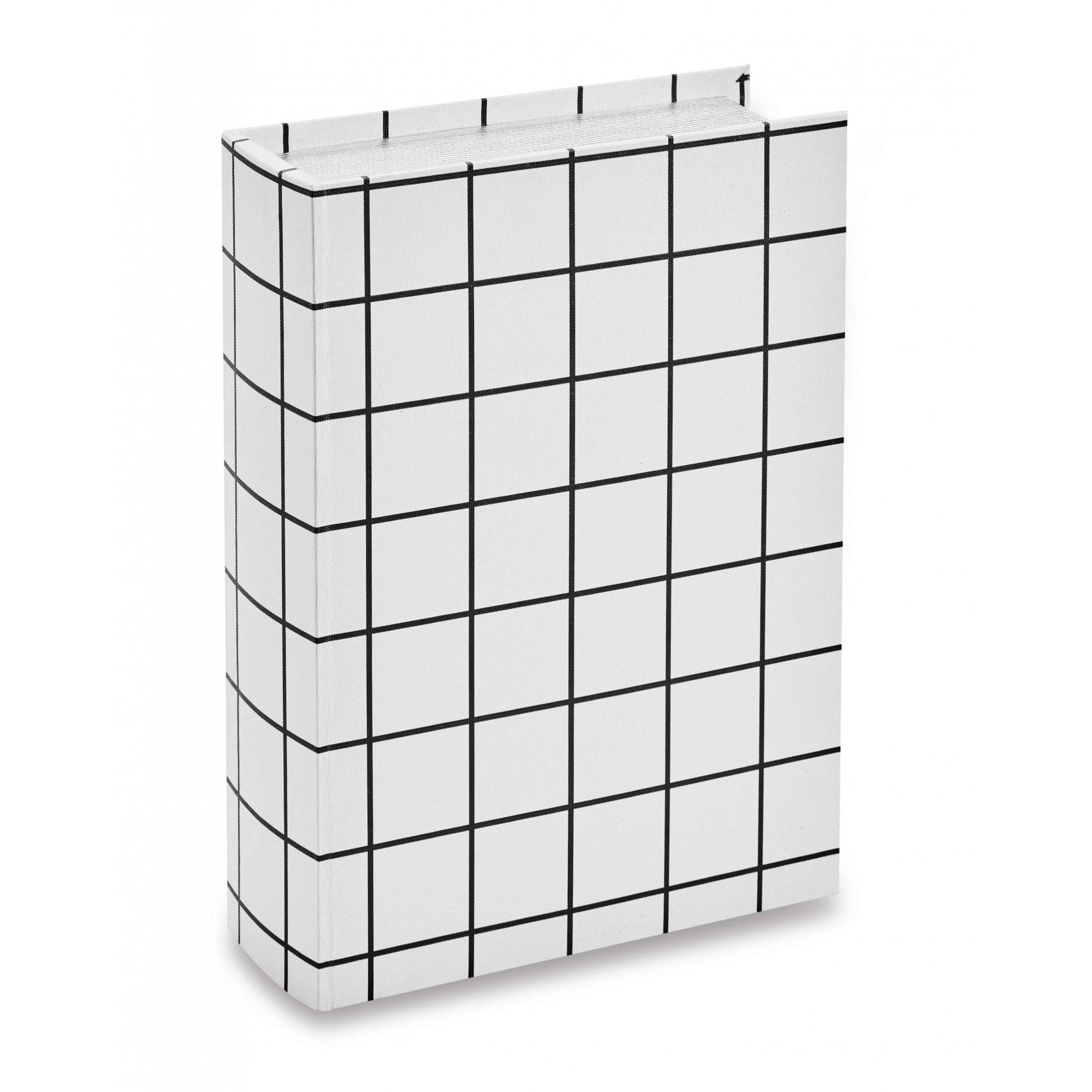 Kit c/3 Livros Caixa Grid