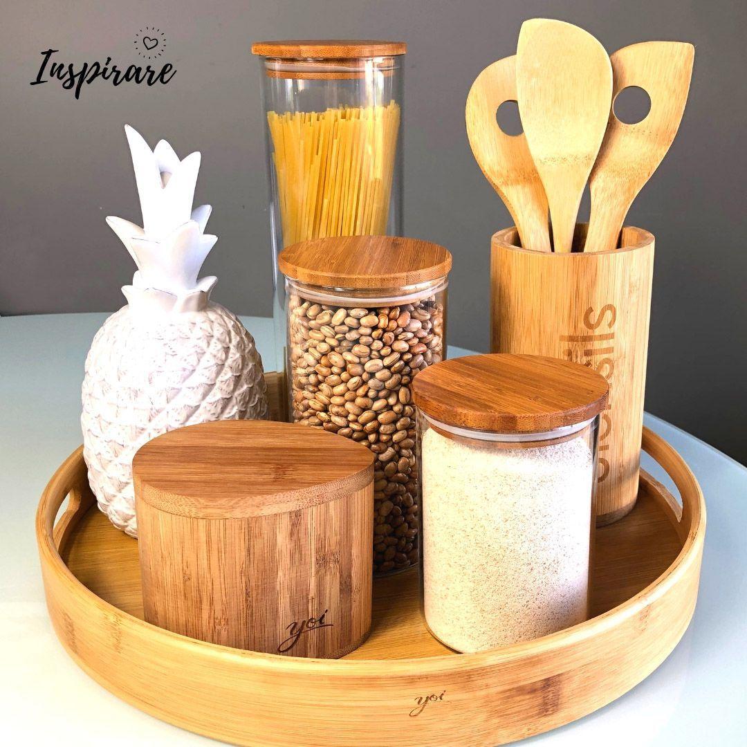Kit Inspiração Bambu
