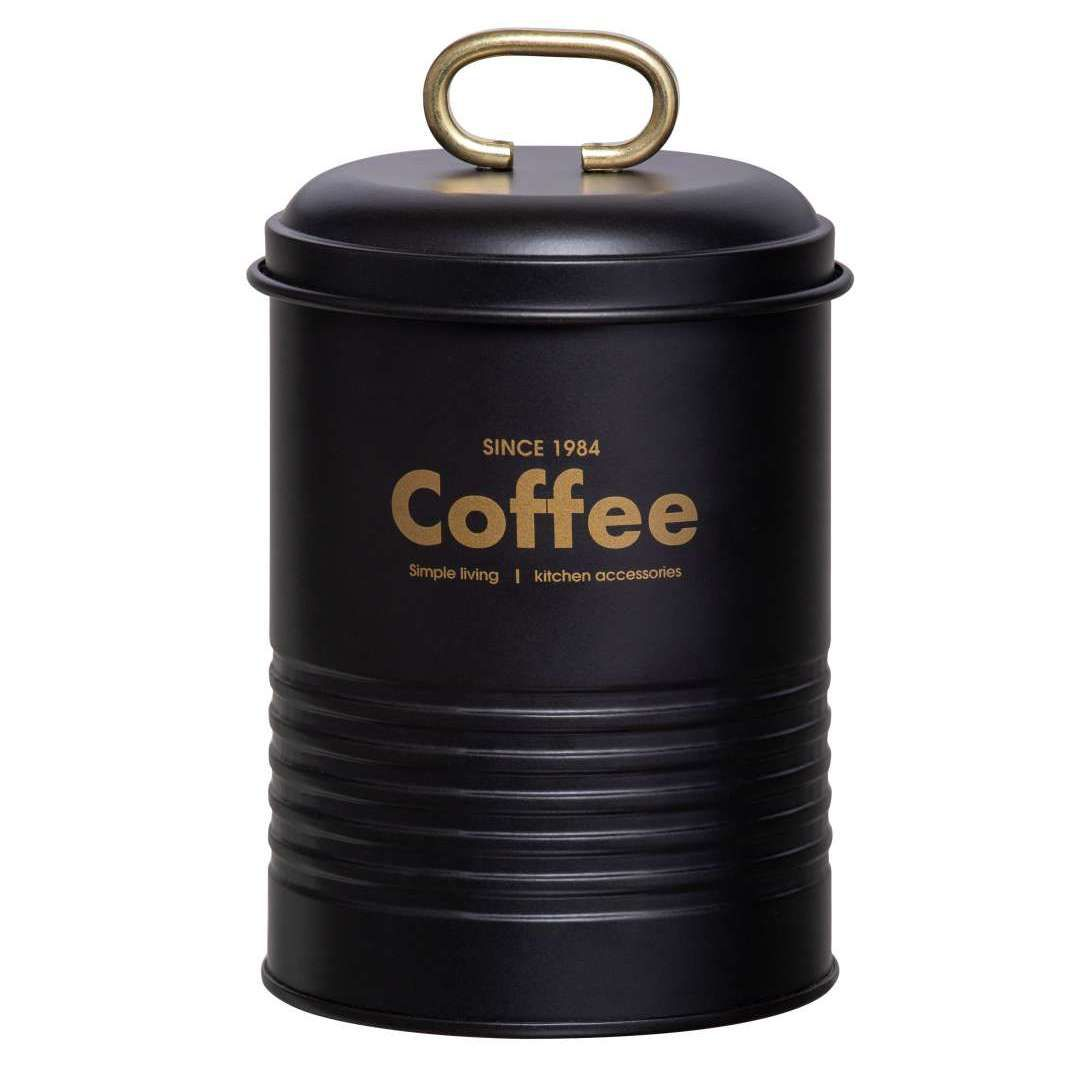 Lata Porta Mantimentos Industrial Coffee - YOI