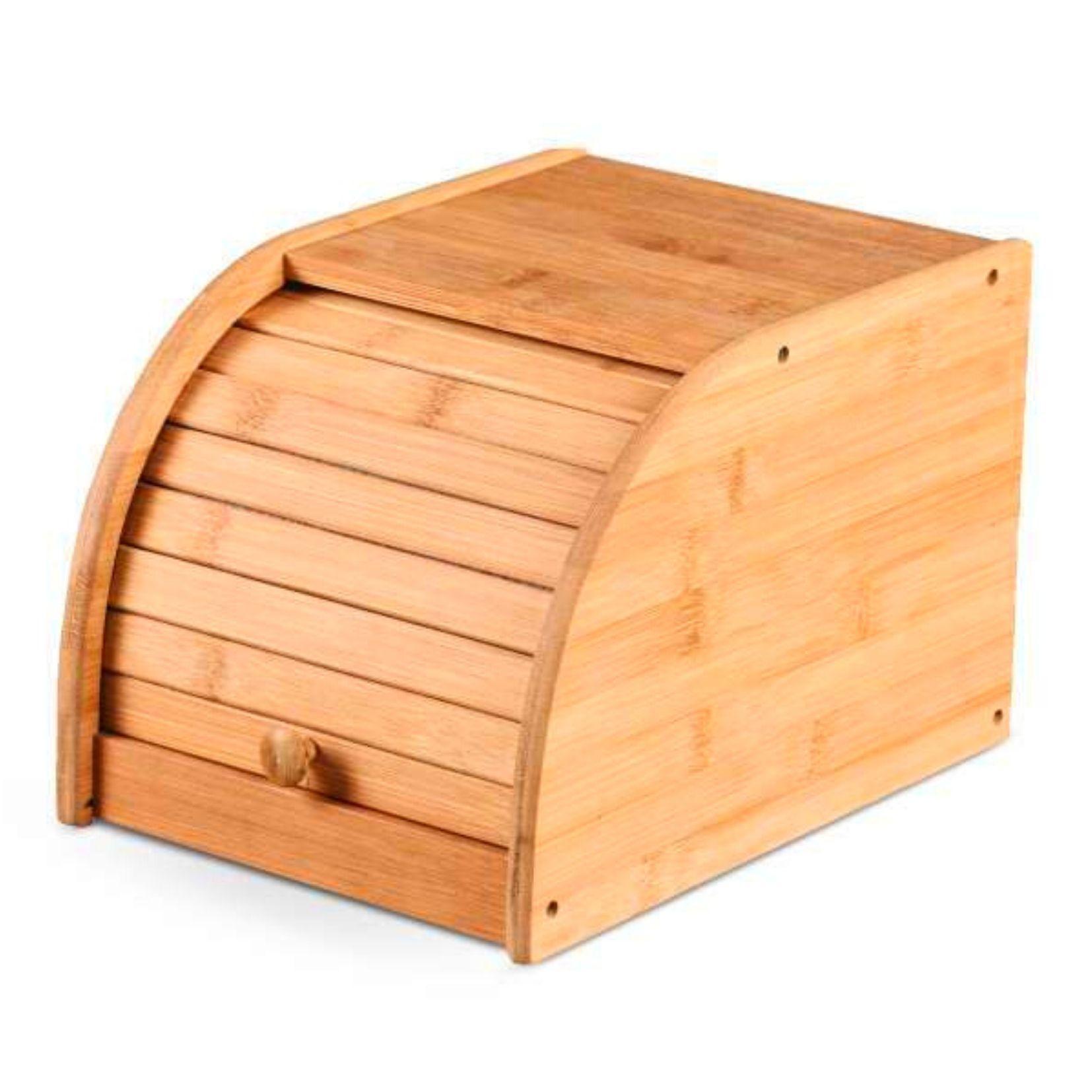 Porta Pão em Bambu Pequeno - Yoi