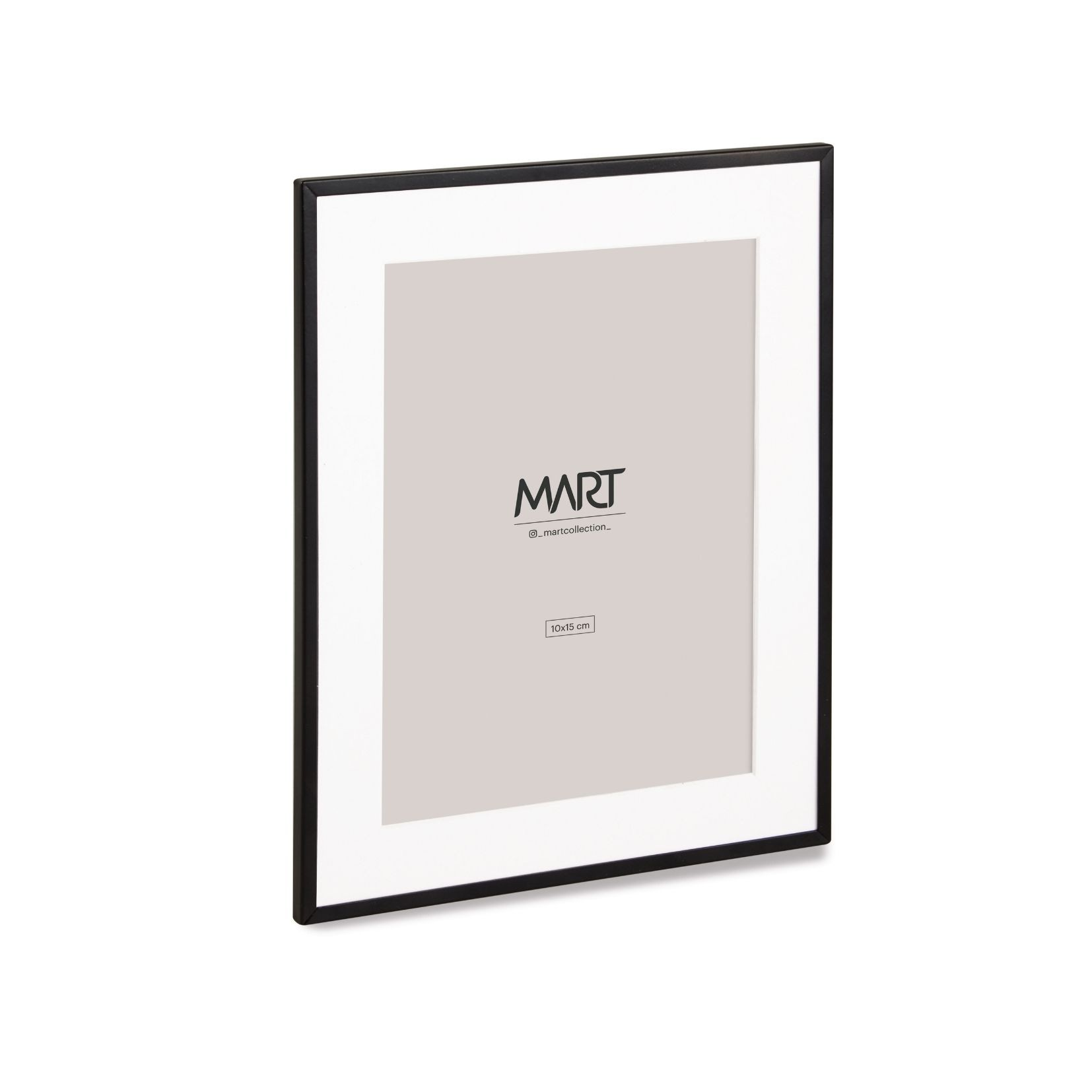 Porta Retrato em Metal Foto 10 x 15 cm