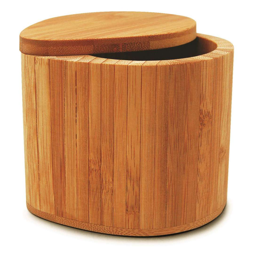 Saleiro em Bambu  12x12x10cm Tyft - Yoi