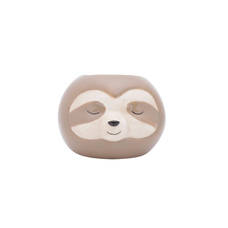 Vasinho Cachepot em Cerâmica Sloth - Urban