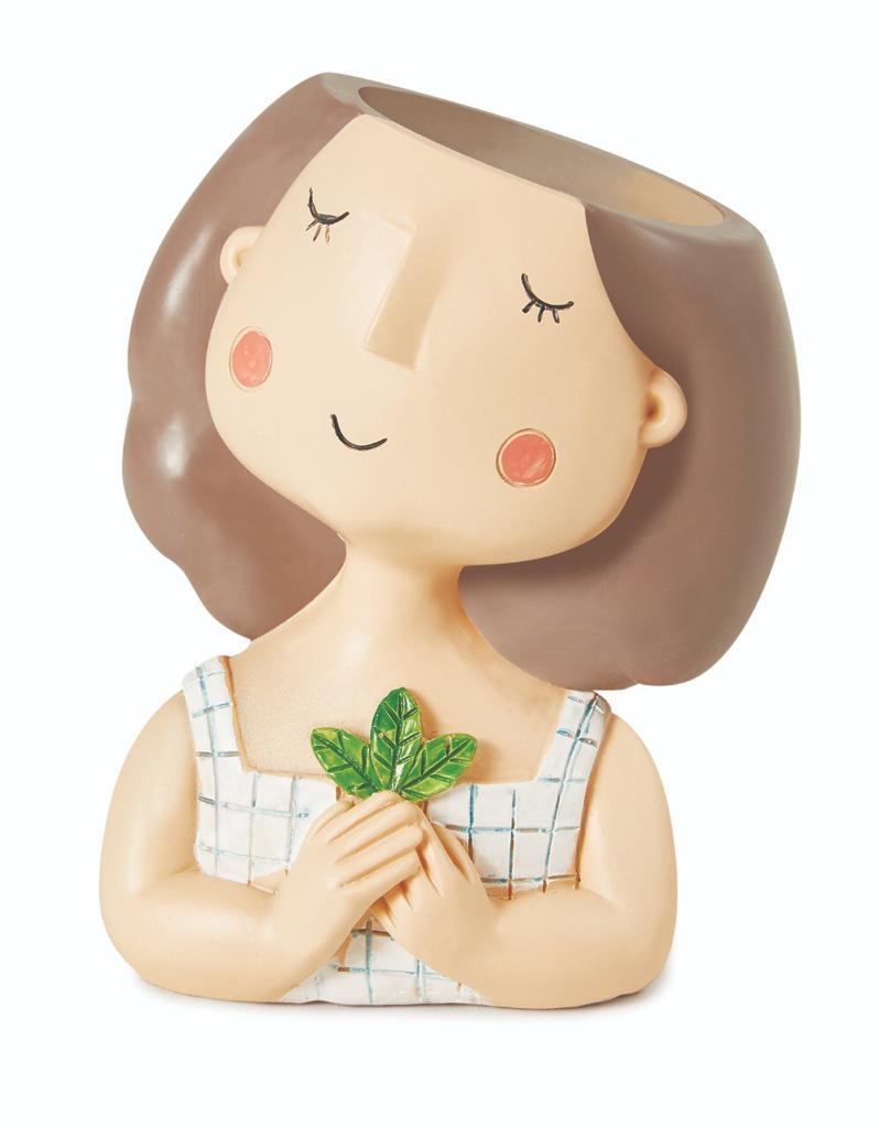 Vaso Girl Love Nature