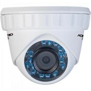 Camera Dome TVI 20M 3,6MM CD-3620-1 Branco Aquario