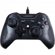 Controle Warrior Gamer P/ XBOX ONE e PC JS078 Preto Multilaser