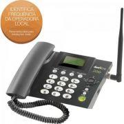 Telefone Celular de Mesa Quadriband PROCS-5010 Preto Proeletronic