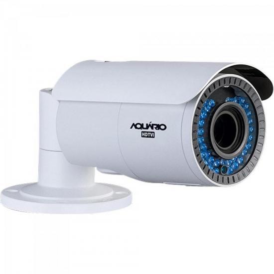 Camera Bullet TVI 40M 2,8MM CB-2812040-1V Branco Aquario
