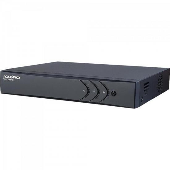 DVR Hibrido 8 Canais DVR-708 Preto Aquario