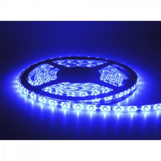 Fita LED 5M 3528 AZUL ALLTECH