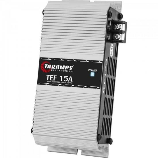 Fonte / Carregador 127V TEF 15A Taramps