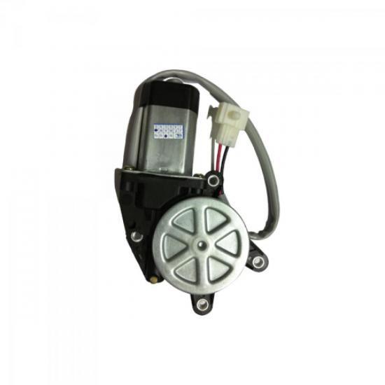 Motor para Vidro Eletrico 8 Dentes Direito Generico