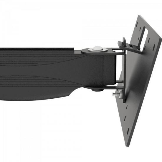 Suporte Articulado STPA-MAX Preto Multivisao