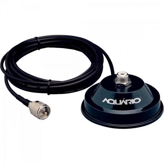 Suporte Magnetico para Antena Movel PX M-700K Preto Aquario