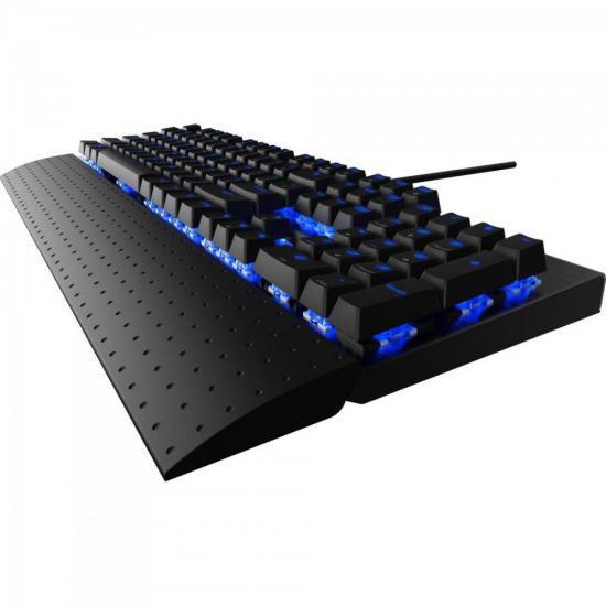 Teclado Mecanico Gamer USB TK50 Preto THUNDERX3