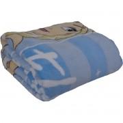 Cobertor Infantil Frozen Manta Fleece Ana E Elsa Jolitex
