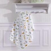 Toalha Infantil Happy Baby Com Capuz Santista