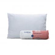 Travesseiro Cotton Plus 180 Fios Rolinho 50X70 Suporte Extra Firme Camesa