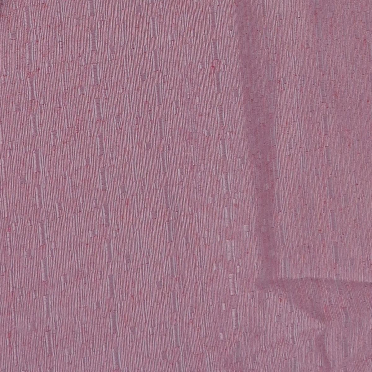 Cortina Para Sala Rústica Muralle Vermelho 2,60 x 1,70 Bella Janela