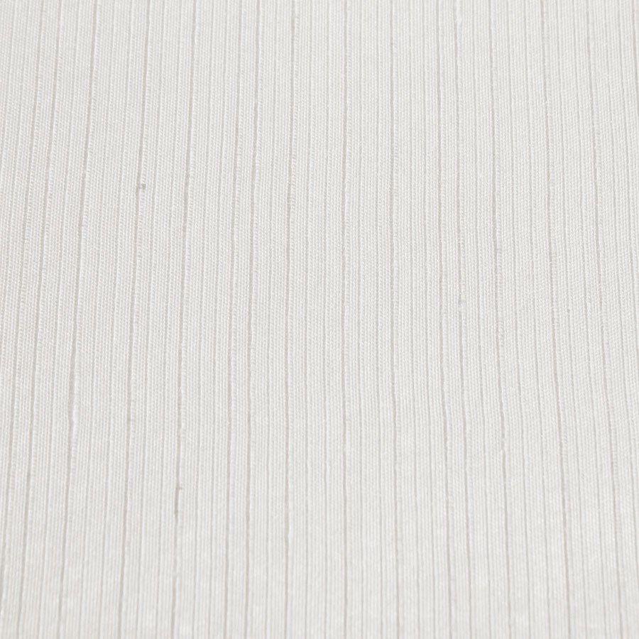 Cortina Rústica New Pantex Crú 6,60 x 2,30 Bella Janela