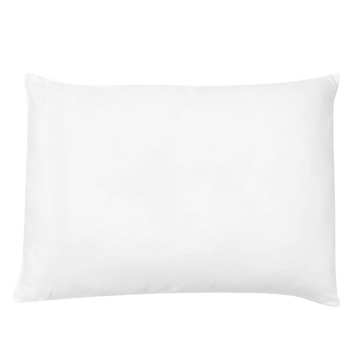 Kit 4 Travesseiros Cotton Plus 180 Fios Rolinho 50X70 Suporte Extra Firme Camesa