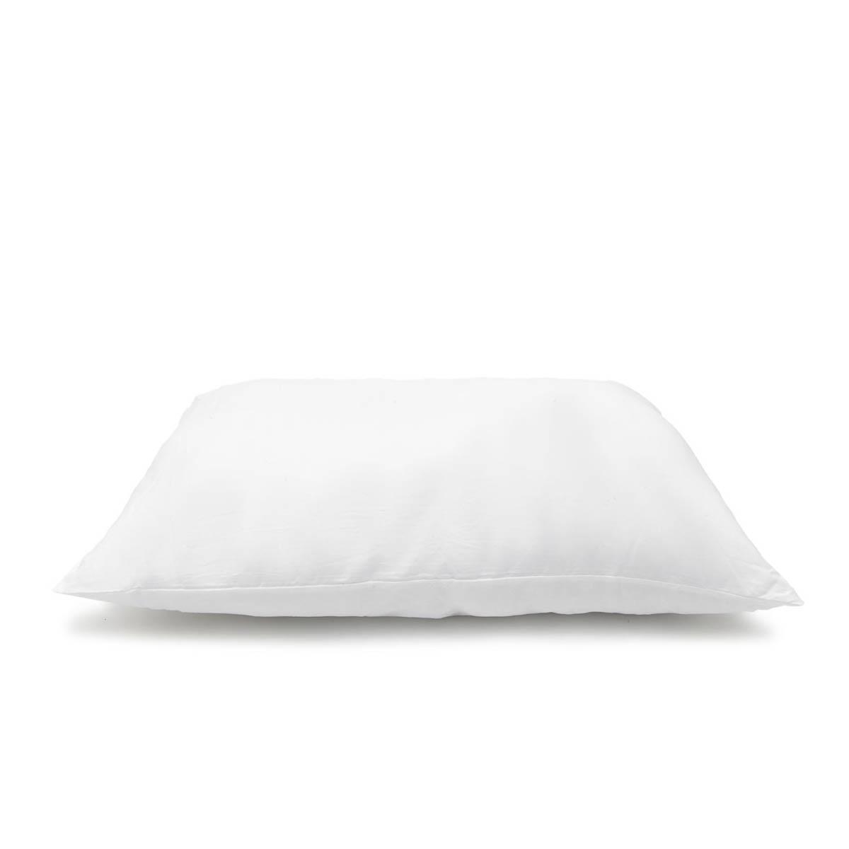 Kit 4 Travesseiros Cotton Plus 180 Fios Rolinho 50X70 Suporte Firme Camesa