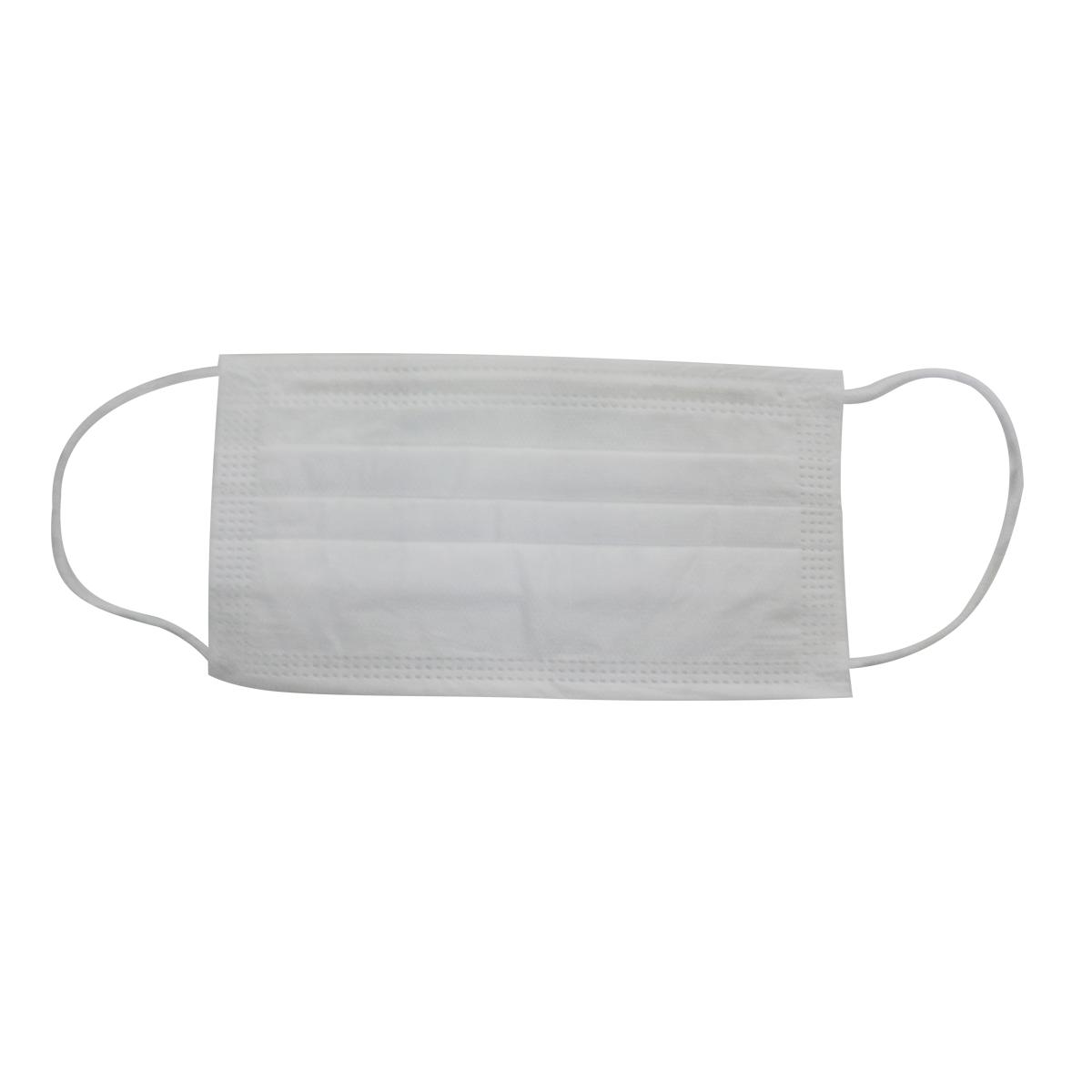 Máscara Cirúrgica Pró Saúde Caixa 50 Unidades Tripla Camada De Proteção