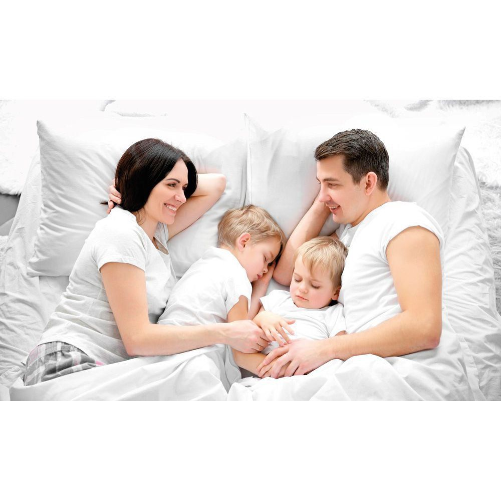 Protetor De Colchão Solteiro Tecido Malha Impermeável Protect Care Rozac Antialérgico