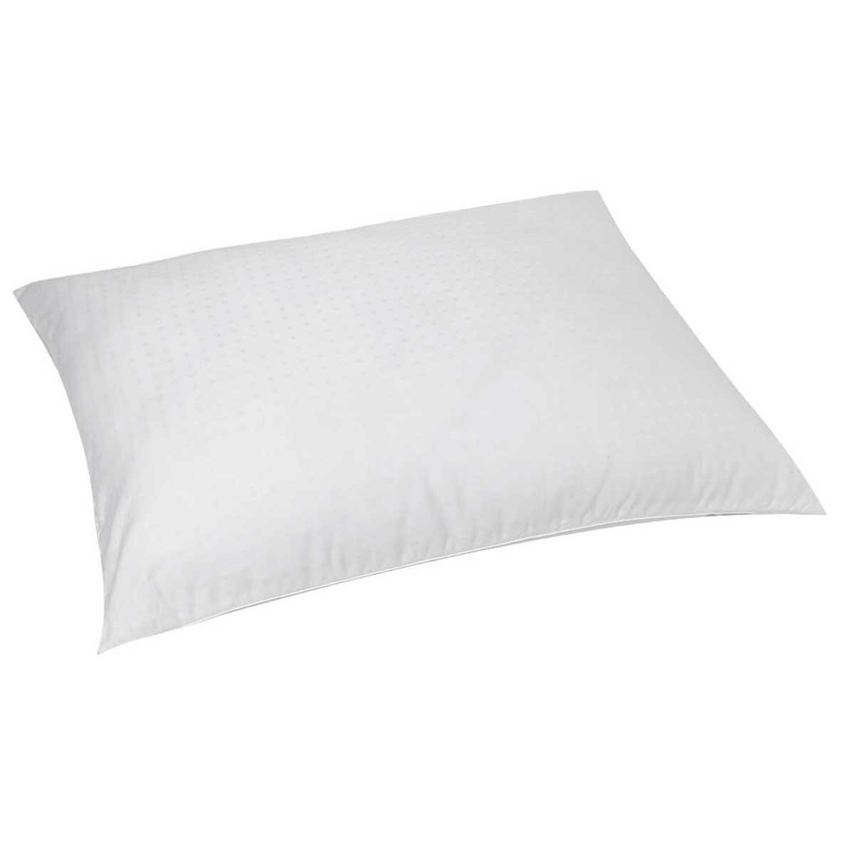 Travesseiro Pluma Alternativa Fibra Siliconada 50 x 70 Santista
