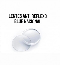Anti Reflexo Blue Nacional