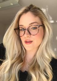 Armação de Óculos de Grau Ana Oncinha