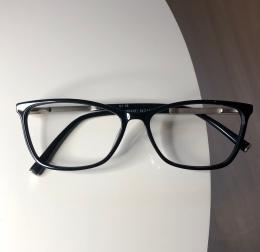 Armação De Óculos de Grau Jamile Preto