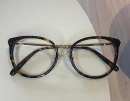 Armação De Óculos de Grau Mafe Oncinha