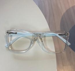Armação De Óculos de Grau Maitê Transparente