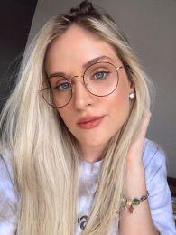 Armação De Óculos Redonda Joyce