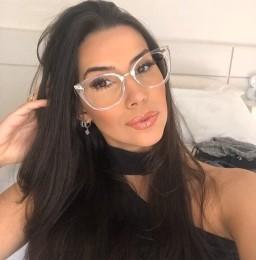 Armação Óculos de Grau Marcela Transparente