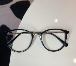 Armação Óculos de Grau Berenice Preta