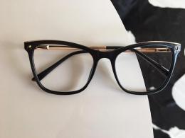 Armação Óculos de Grau Bianca Preto