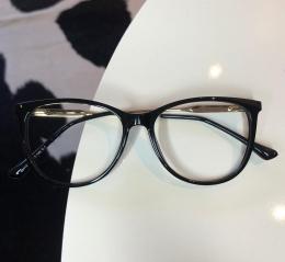 Armação Óculos de Grau Lais Preto