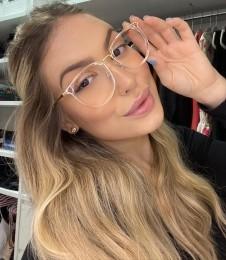 Armação Óculos de Grau Maisa Transparente